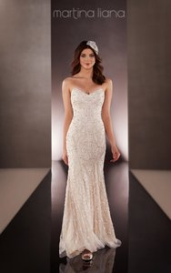 Martina Liana Ml650 Wedding Dress