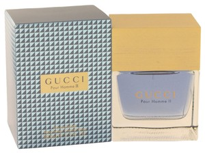 Gucci NIB Gucci Pour Homme Ii Cologne for Men by Gucci 3.3oz EDT spray