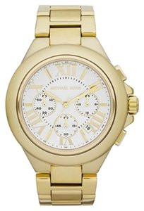 Michael Kors BRAND NEW Michael Kors Camille Gold-Tone Bracelet Watch