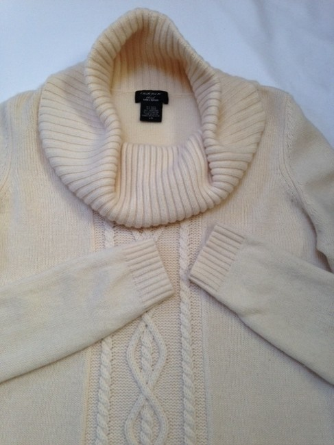 Lord & Taylor Wool Casmere Sweater