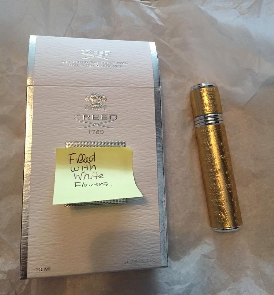 Creed White Gold Flowers Atomizer In Box Fragrance Tradesy
