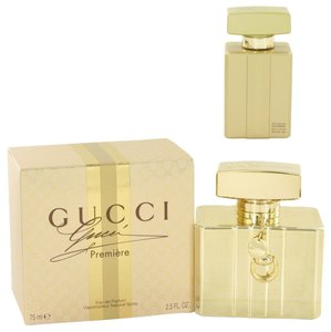 Gucci Gucci Premiere Perfume for Women 2.5oz EDP Spray & 3.3oz Shower Gel