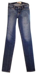 abercrombie kids Skinny Jeans-Medium Wash