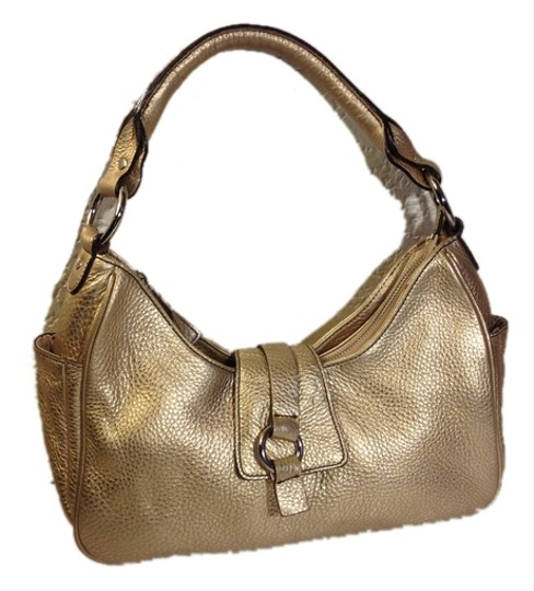 Talbots Handbag Leather Hobo Bag