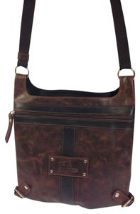 Eurocargo Messenger Saddle Cross Body Bag