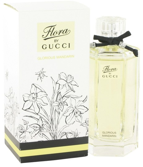 Gucci Flora Glorious Mandarin Perfume for Women by Gucci 3.3 oz. EDT