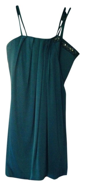 Preload https://item3.tradesy.com/images/bcbgmaxazria-dress-turquoise-5123272-0-0.jpg?width=400&height=650