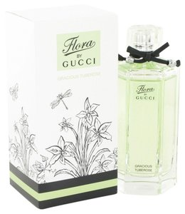 Gucci Flora Gracious Tuberose Perfume for Women by Gucci 3.3 oz. EDT