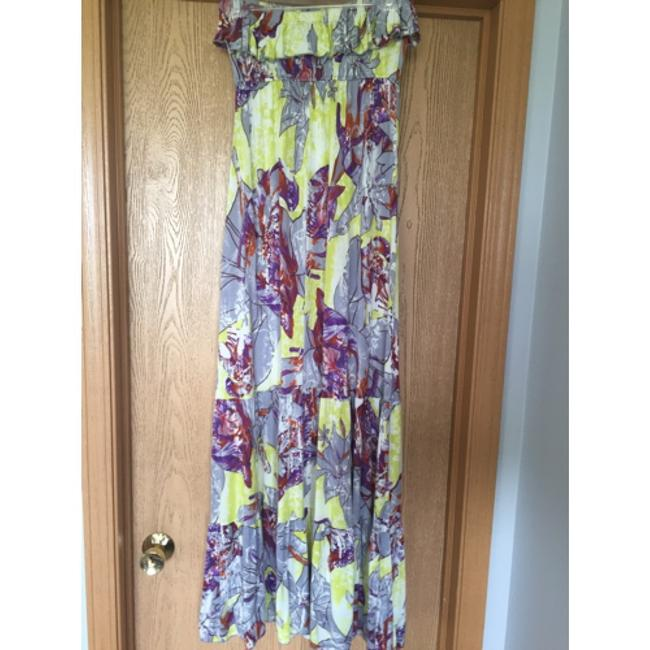 Multi Maxi Dress by Romeo & Juliet Couture Image 1
