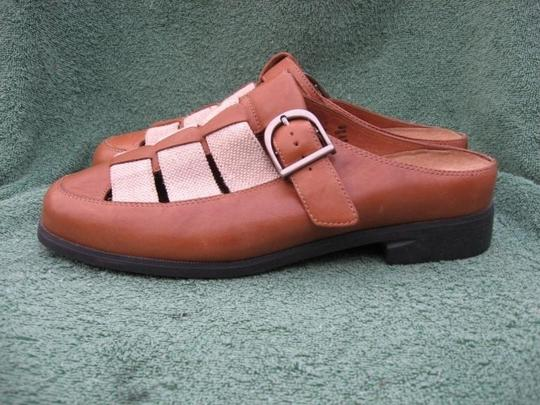 Ariat Tan Mules