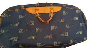Louis Vuitton Blue Beach Bag