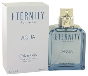 Calvin Klein Eternity Aqua Cologne for Men by Calvin Klein, 6.7 EDT