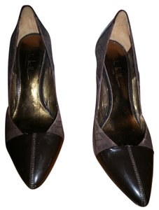 Nicole Miller brown Pumps