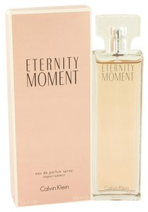 Calvin Klein Eternity Moment Perfume for Women by Calvin Klein, 3.4 EDP