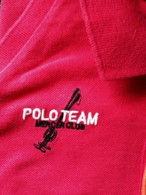 Polo Ralph Lauren T Shirt Pink & orange