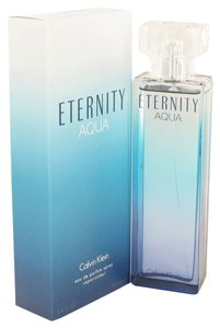 Calvin Klein Eternity Aqua Perfume for Women by Calvin Klein, 3.4 oz EDP
