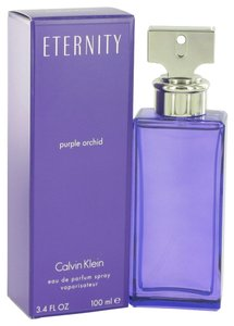 Calvin Klein Eternity Purple Orchid Perfume for Women by Calvin Klein, 3.4 oz. EDP