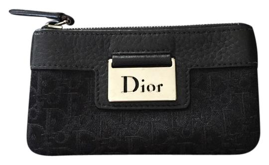 Preload https://item3.tradesy.com/images/dior-black-keycoin-pouch-very-nice-wallet-5125237-0-0.jpg?width=440&height=440