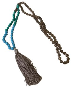 Ily couture Boho Tassel Necklace