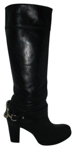 Preload https://item1.tradesy.com/images/juicy-couture-black-horse-bit-leather-tall-bootsbooties-size-us-9-regular-m-b-5125480-0-1.jpg?width=440&height=440
