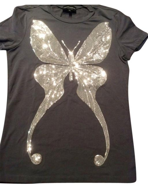 Preload https://item4.tradesy.com/images/emporio-armani-butterfly-t-shirt-tee-shirt-size-6-s-5125963-0-0.jpg?width=400&height=650