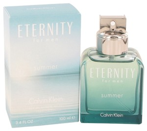 Calvin Klein NIB Eternity Summer Cologne for Men by Calvin Klein 2012 Edition 3.4oz EDT Spray