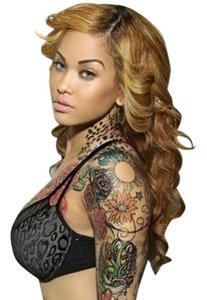 Beautiful Curly Custom Full Lace Front Wig- inches