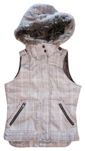Charlotte Russe Puffer Winter Vest