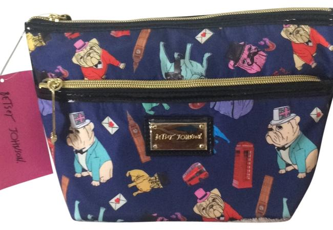 Item - Multicolor Dog Lovers Cosmetic Bag
