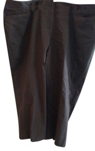 Lane Bryant Capris Brown