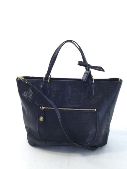 Coach Tote in Blue