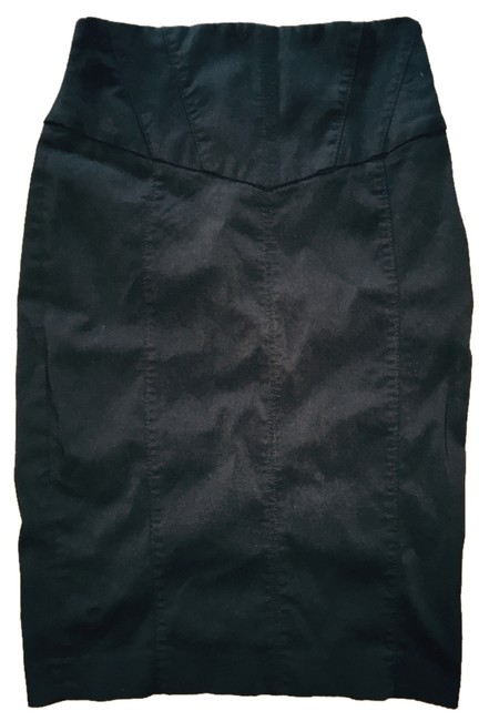 Express Skirt Black Pencil Skirt