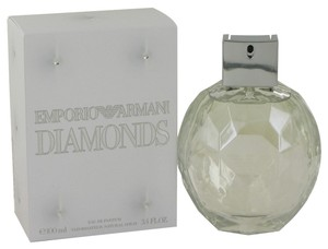 Giorgio Armani Emporio Armani Diamonds Perfume for Women by Giorgio Armani, 3.4 EDP