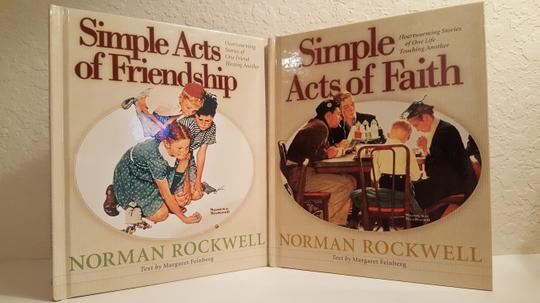 Simple Acts of Faith and Friendship Books Set of 2 Simple Acts of Faith and Friendship Books Set of 2 New