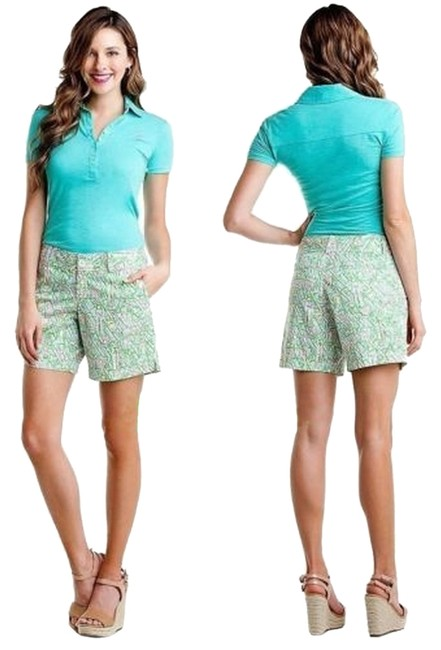 Preload https://item5.tradesy.com/images/lilly-pulitzer-greens-pinks-bermuda-shorts-size-6-s-28-5128054-0-0.jpg?width=400&height=650