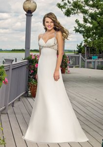 Mori Lee Voyage 6301 Wedding Dress