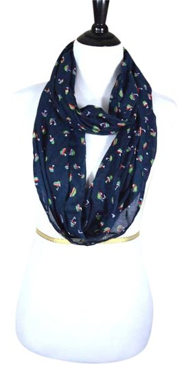 Preload https://item3.tradesy.com/images/maurices-dark-navy-blue-with-tiny-sailboats-circle-in-from-scarfwrap-5128237-0-0.jpg?width=440&height=440