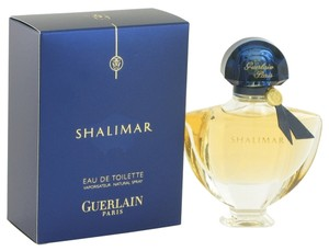 Guerlain Shalimar Perfume for Women by Guerlain, 1 oz EDT