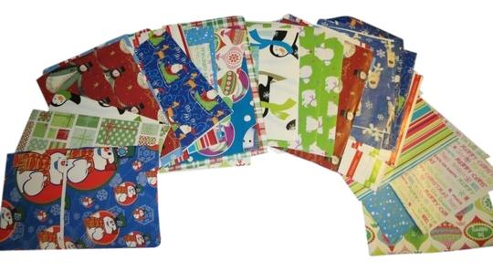 Hallmark Target Asst- new- folded Christmas Assortment Folded Sheets (20)
