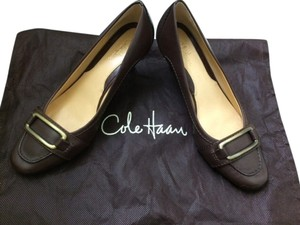 Cole Haan Classic brown Pumps