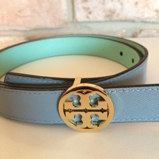 "Tory Burch Tory Burch Robinson Reversible Belt 1""- Small"