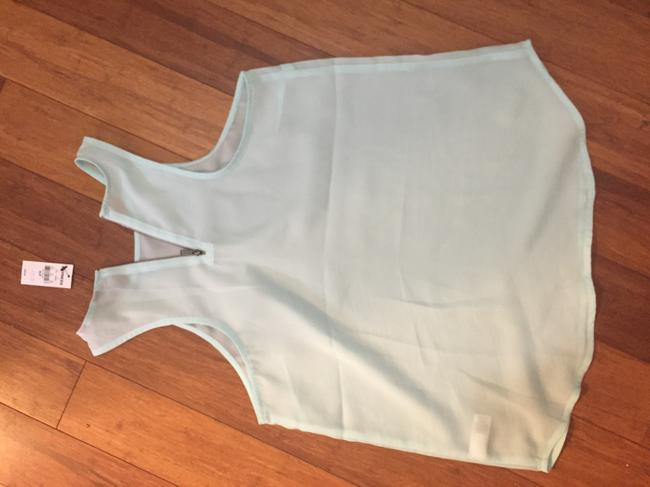 Express Tank Cami Camisole Green Light Brand New With Tags Small Size Small Going Out Dressy Casual Night Out Date Night Work Top Blue