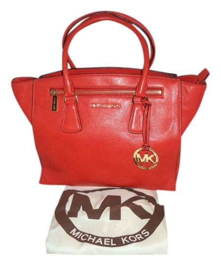 Michael Kors Satchel in Orange ( Mandarin )
