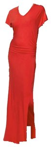 Red Maxi Dress by LNA