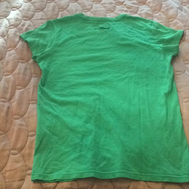 Juicy Couture T Shirt Kelly green