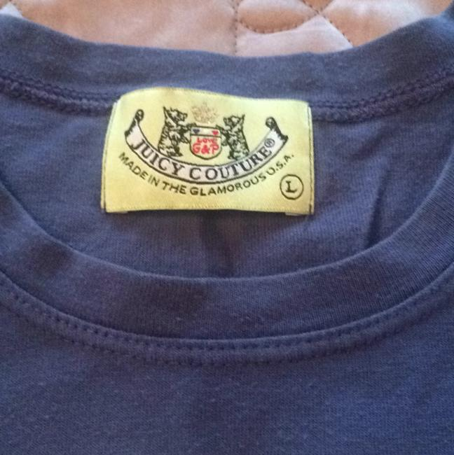Juicy Couture T Shirt Blue