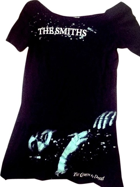 Preload https://item2.tradesy.com/images/bravado-black-little-the-smiths-the-queen-is-dead-vintage-80-s-mini-short-casual-dress-size-6-s-512926-0-0.jpg?width=400&height=650