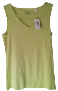 Chico's Top Lime