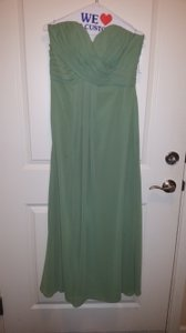 Bill Levkoff Clover Green 329 Dress