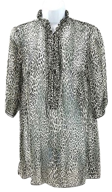 Preload https://item1.tradesy.com/images/animal-print-sheer-silk-s-blouse-size-6-s-5130295-0-0.jpg?width=400&height=650